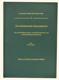 Die venerischen Krankheiten/Georg Heinrich Gottlieb Jahr