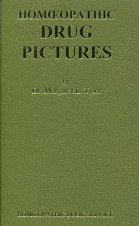 Homoeopathic Drug Pictures, Margaret Lucy Tyler