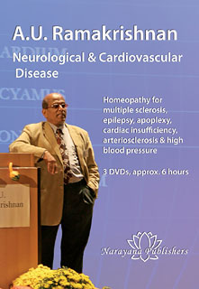 Neurological & cardiovascular disease 3 DVD's (Congress 2010 - Day 1)/A.U. Ramakrishnan
