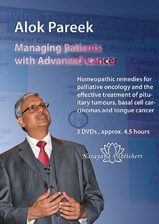 Managing patients with advanced cancer 3 DVDs/Alok Pareek