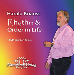 Rhythm and order in life (seminar 2010) - 1 DVD, Harald Knauss
