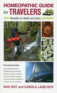 Homeopathic Guide for Travelers/Ravi Roy / Carola Lage-Roy