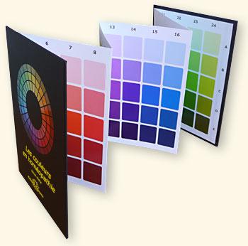 Les couleurs en homéopathie, Ulrich Welte