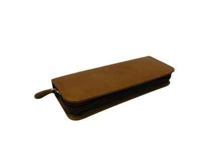 30 - Remedy case in nature tanned nappa-leather/