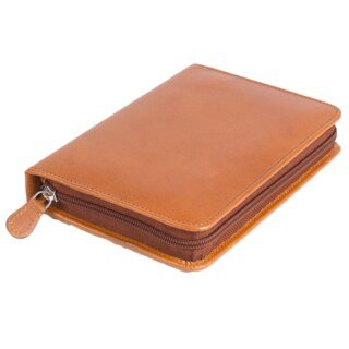 60 - Remedy case in nature tanned nappa-leather/