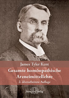 Gesamte homöopathische Arzneimittellehre, James Tyler Kent
