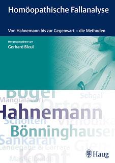 Homöopathische Fallanalyse/Gerhard Bleul (Hrsg.)