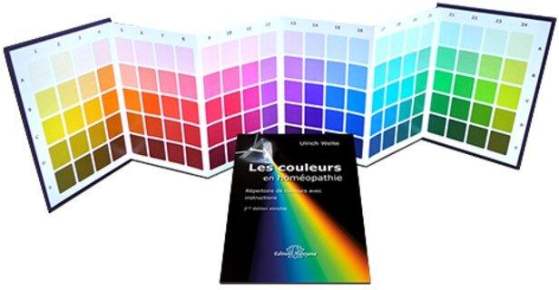 Les couleurs en homéopathie - Set/Ulrich Welte