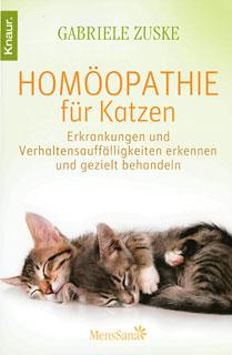 Homöopathie für Katzen/Gabriele Zuske