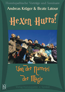 Hexen Hurra I - Von der Narretei der Magie - 10 CD's/Andreas Krüger / Beate Latour