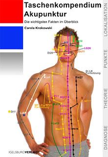 Taschenkompendium Akupunktur, Carola Krokowski