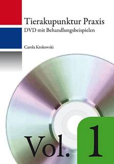 Tierakupunktur Praxis DVD Vol. 1/Carola Krokowski
