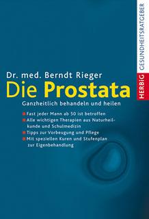 Die Prostata/Berndt Rieger