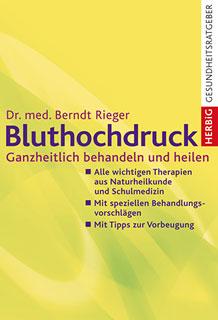 Bluthochdruck/Berndt Rieger