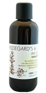 Hildegard's 6 Herbal Bitter - 100 ml