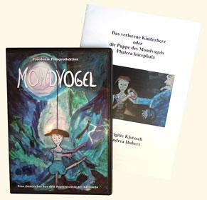 Mondvogel DVD mit Begleitheft/Brigitte Klotzsch / Manfred Klotzsch