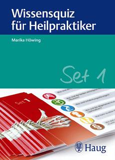 Wissensquiz für Heilpraktiker Set 1/Marika Höwing