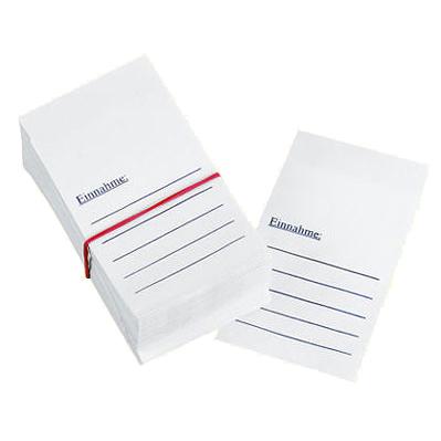 Papiertütchen 53 x 92 mm - 100 Stück/