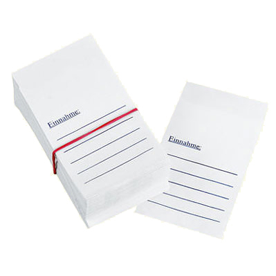 Sachets en papier 53 x 92 mm 100 pièces/