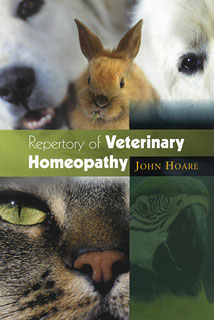 Repertory of Veterinary Homeopathy/John Hoare