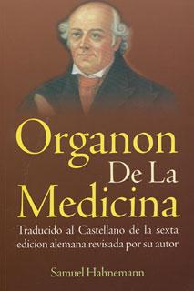 Organón de la medicina/Samuel Hahnemann