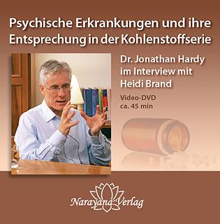 Psychische Erkrankungen und ihre Entsprechung in der Kohlenstoffserie  - 1 DVD - Sonderangebot/Jonathan Hardy