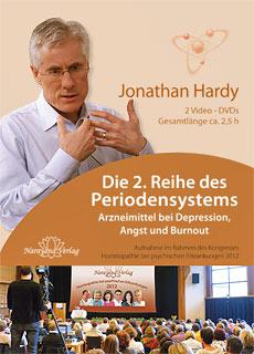 Die 2. Reihe des Periodensystems - Arzneimittel bei Depression, Angst und Burnout - 2 DVDs/Jonathan Hardy