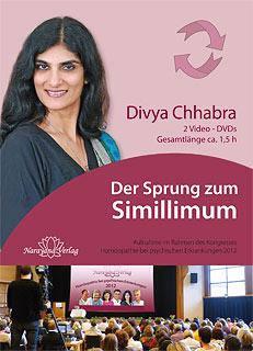 Der Sprung zum Simillimum - 2 DVDs/Divya Chhabra