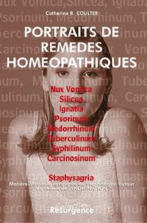 Portraits de remèdes homéopathiques, tome 2, Catherine R. Coulter