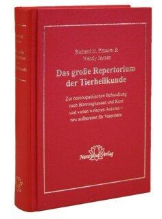 Das große Repertorium der Tierheilkunde, Richard H. Pitcairn / Wendy F. Jensen