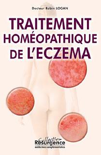Traitement homéopathique de l'eczéma/Robin Logan
