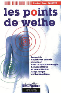 Les points de Weihe/Jean Daniaud