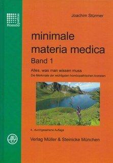 Minimale materia medica 1/Joachim Stürmer