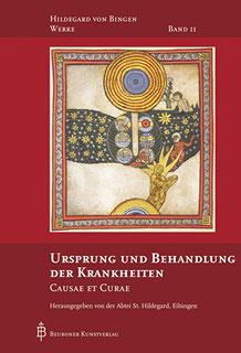 Ursprung und Behandlung von Krankheiten/Hildegard von Bingen