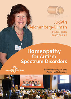 Homeopathy for Autism Spectrum Disorders - 2 DVD's/Judyth Reichenberg-Ullman