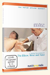 The Elbow, Wrist and Hand - DVD/Jean-Pierre Barral