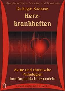 Herzkrankheiten - Akute und chronische Pathologien homöopathisch behandeln - 8 CD's/Jorgos Kavouras