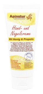 Hand and Nail Cream with Honey and Propolis 100 ml