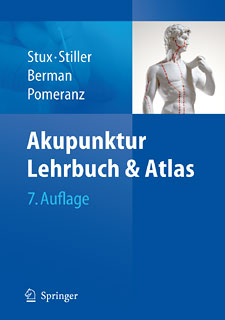 Akupunktur - Lehrbuch und Atlas - Mängelexemplar/Gabriel Stux / Niklas Stiller / Brian Berman / Bruce Pomeranz
