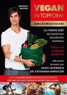 Vegan in Topform, Brendan Brazier