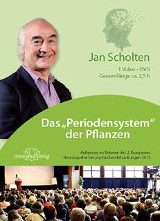 """Das """"Periodensystem der Pflanzen"""" - 1 DVD, Jan Scholten"""