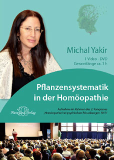 Pflanzensystematik in der Homöopathie - 1 DVD - Sonderangebot/Michal Yakir