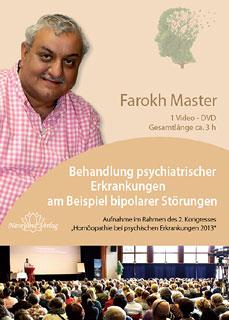 Behandlung psychiatrischer Erkrankungen am Beispiel bipolarer Störungen - 1 DVD - Sonderangebot/Farokh J. Master