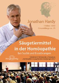 Säugetiermittel in der Homöopathie - 1 DVD - Sonderangebot/Jonathan Hardy