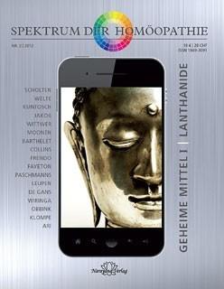 Spektrum der Homöopathie 2012-2, Geheime Mittel I - Lanthanide - E-Book, Narayana Verlag