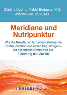Meridiane und Nutripunktur, Cristina Cuomo / Fabio Burigana / Antonio Dell' Aglio