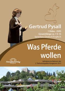 Was Pferde wollen - 1 DVD/Gertrud Pysall