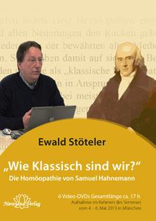 """""""Wie Klassisch sind wir?"""" - 6 DVD's/Ewald Stöteler"""