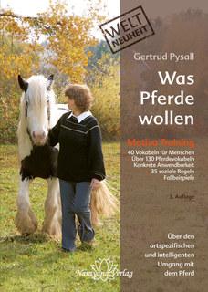 Was Pferde wollen/Gertrud Pysall