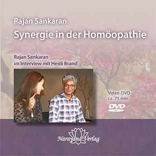 Synergie in der Homöopathie - 1 DVD, Rajan Sankaran